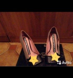 Туфли натуральная кожа Paolo Conte