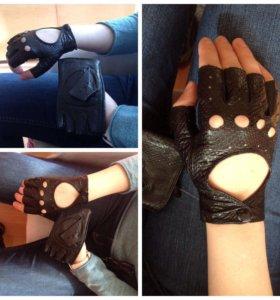 Митенки ( перчатки без пальцев)