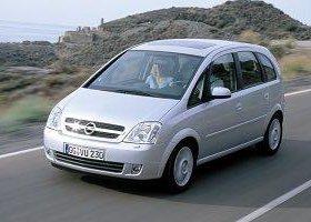 Запчасти на Opel Meriva