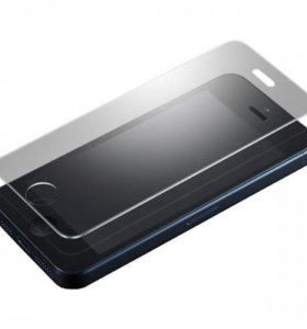 Защитное стекло на iPhone 4S/5S