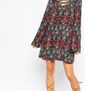 Платье c ASOS размер s ( 42-44 )