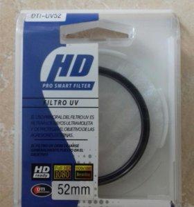 Фильтр 52mm для фотоаппарата