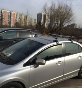 Багажник на Honda Civic 5 d