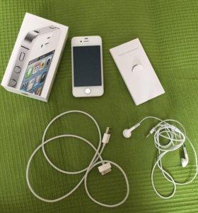 Продам iPhone 4S 16 GB