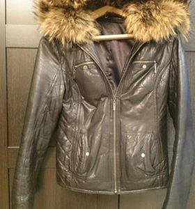 Куртка ношеная)))