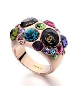 Кольцо Шанель 17 размер