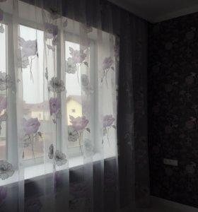 Готовые шторы новые