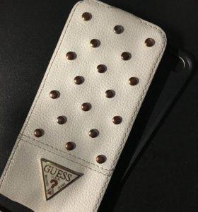 Оригинальный Чехол раскладушка на айфон 5/5s