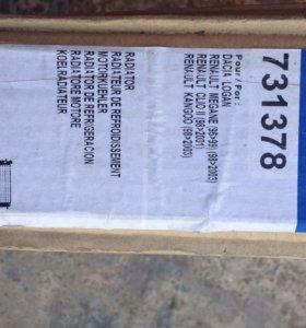 Радиатор охлаждения для RENAULT CLIO2