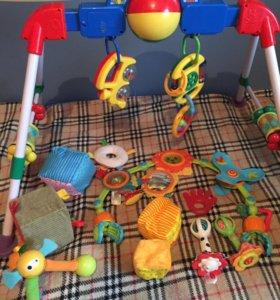 Набор игрушек 0+