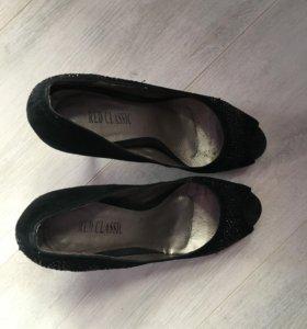 Вечерние туфельки
