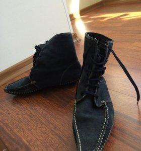 Ботинки - мокасины