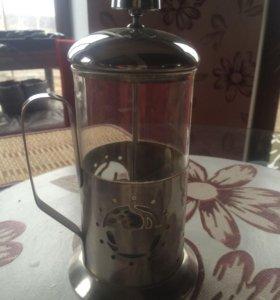 Колба стеклянная для чайника