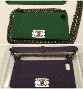 iPhone 5, 5S и 5SE чехол Chanel boy