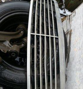 решетка мерседес w210