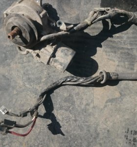 Электромотор рулевой рейки Лансер Х 1,5