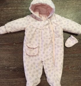"Комбинезон ""Mothercare"" демисезонный (6-9 месяцев)"