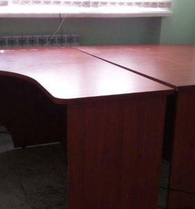 2 офисных стола
