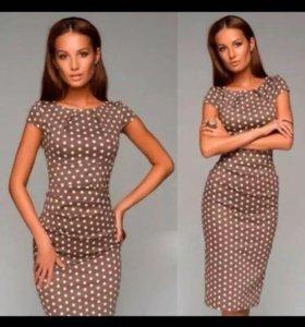 Новое платье для самых стройных!
