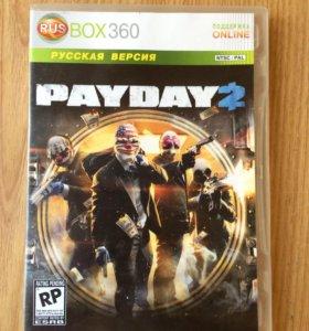 Payday на XBOX 360
