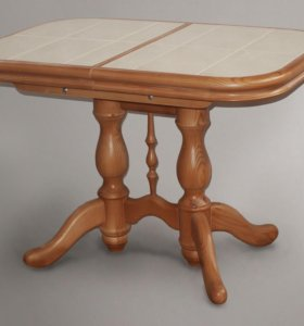 Столы с керамической плиткой