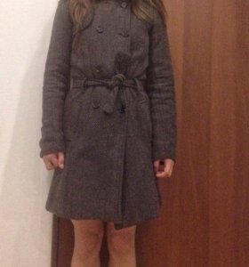 Пальто,Pull&Bear,размер S
