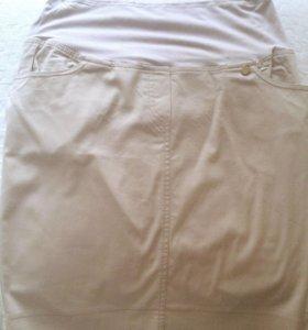 Беременной юбка