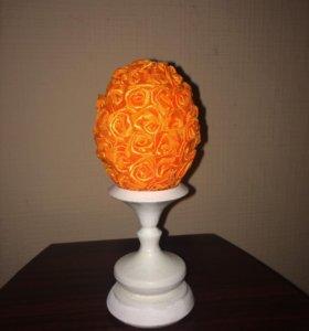 Пасхальные яйца декоративные