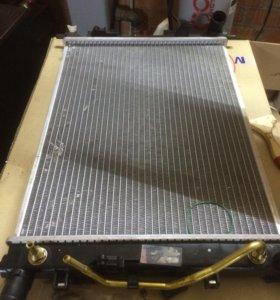 Радиатор Киа Рио 4
