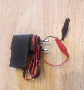 Зарядное для гелевых аккумуляторов