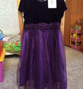 Новые платья 110 и 116