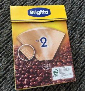 Бумажные фильтры для капельных кофеварок