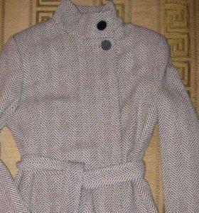 Пальто Calvin Klein новое