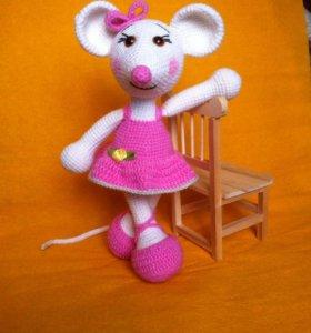 Мышка-балерина