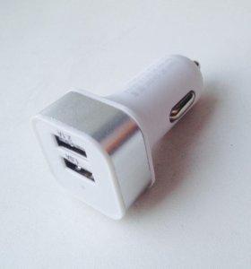USB Коннектор в прикуриватель