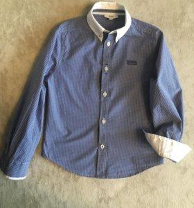 Рубашка Hugo Boss, оригинал, р.8-126