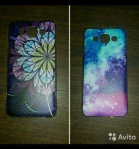 Чехлы на Samsung galaxy e5