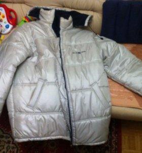 Зимняя куртка L.