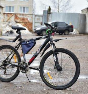 Велосипед горный RIDER