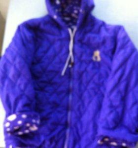 Куртка д/д р. 122 демисезон