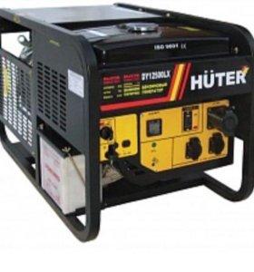 Huter 12500lx генератор
