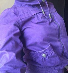 Куртка-анорак Bershka