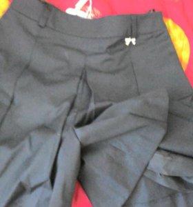 Новая юбка-шорты 152 рост