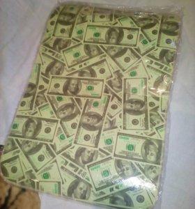 Коврик с долларами