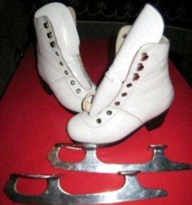 Ботинки для фигурного катания (коньки)