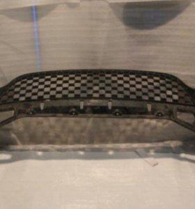 Спойлер переднего бампера VW Tiguan