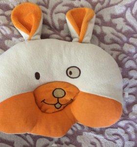 Подушка для новорождённого sevi baby