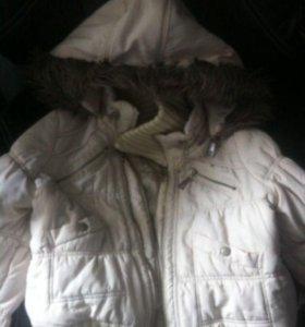 Куртка 44 зима