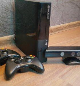 Xbox360+игры(10шт)