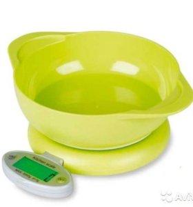 Весы кухонные электронные 5000 г/1 г